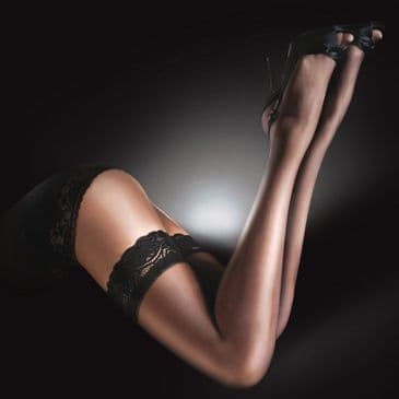 Aristoc Sensuous Lace Top Hold Ups